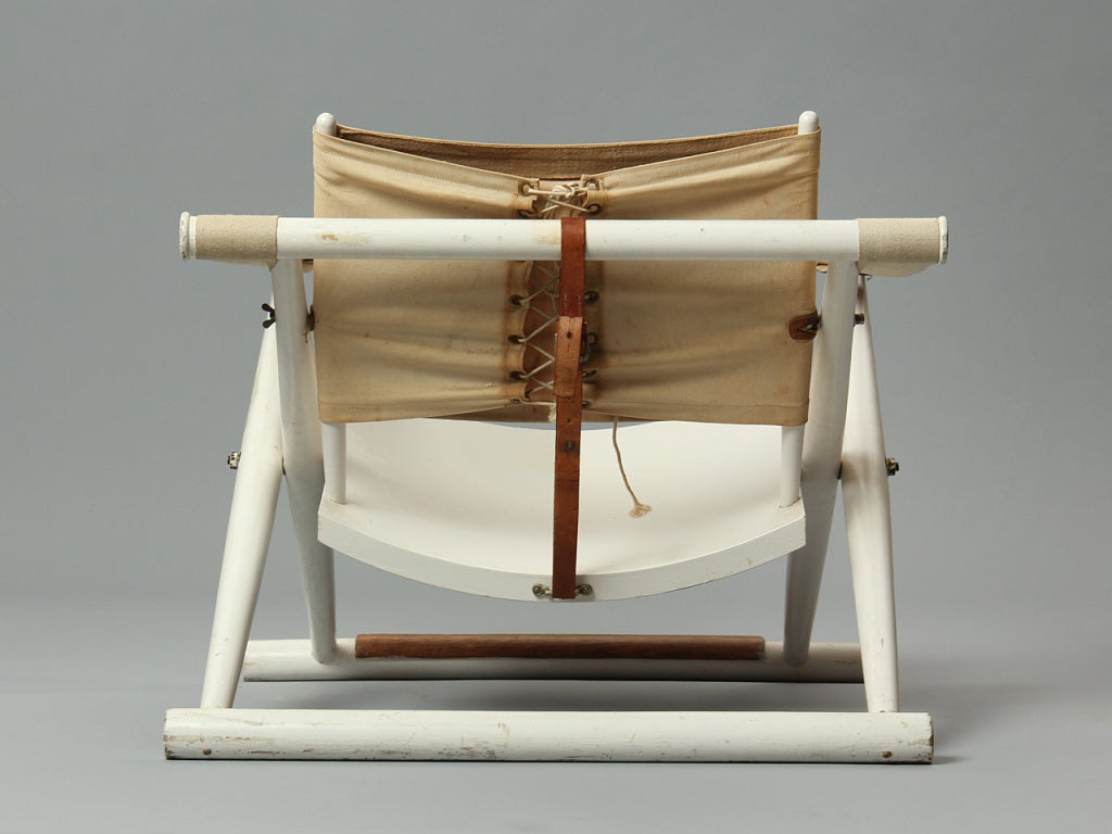 The Egyptian Chair By Mogens Lassen At 1stdibs
