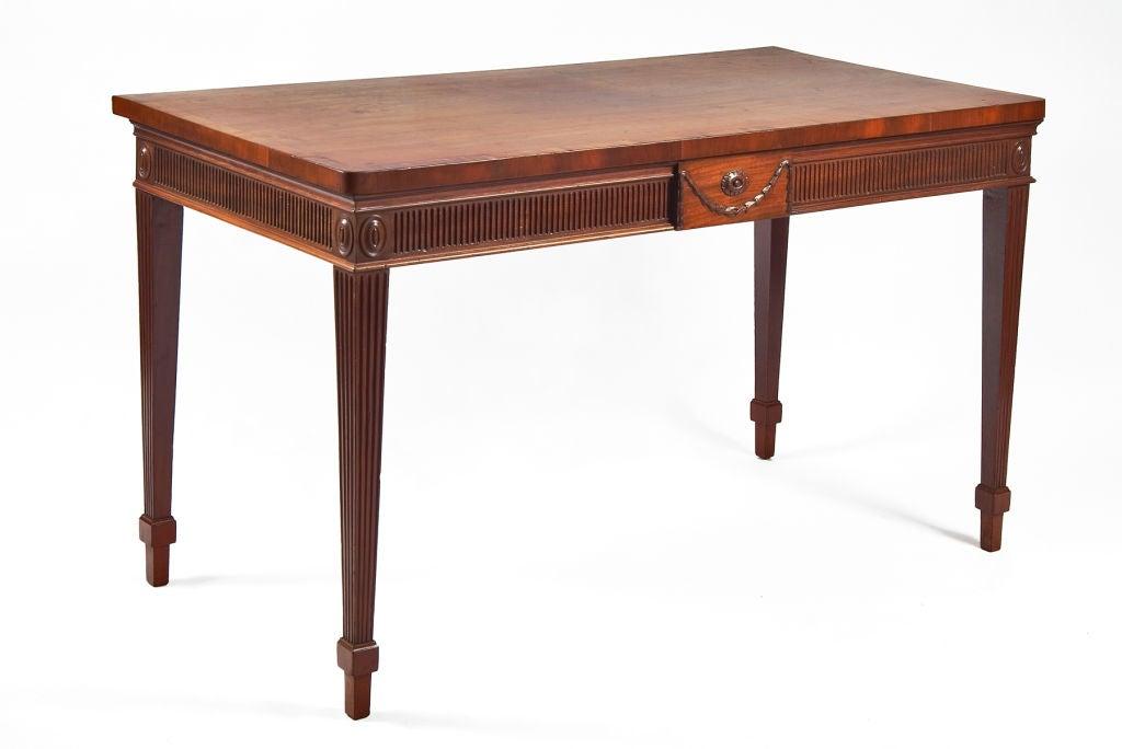 George III Mahogany Serving Table 3