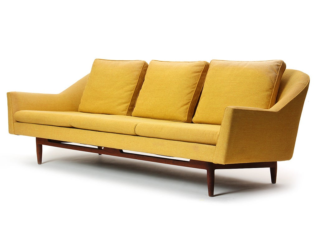 American Sofa by Jens Risom For Sale