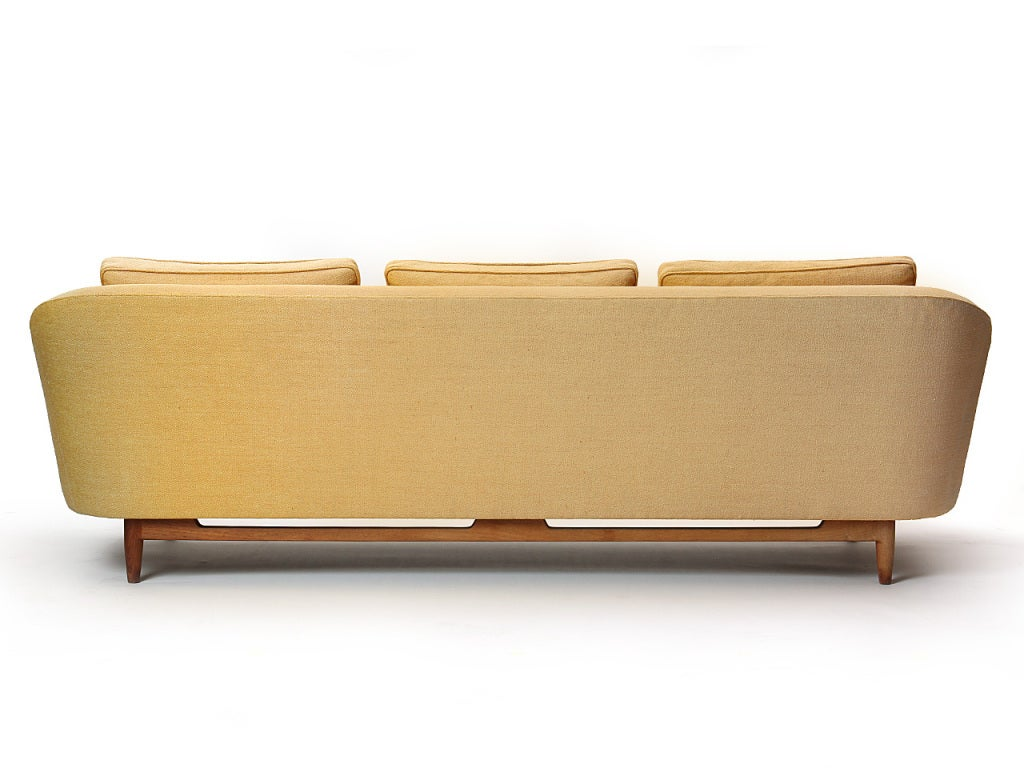 Mid-20th Century Sofa by Jens Risom For Sale
