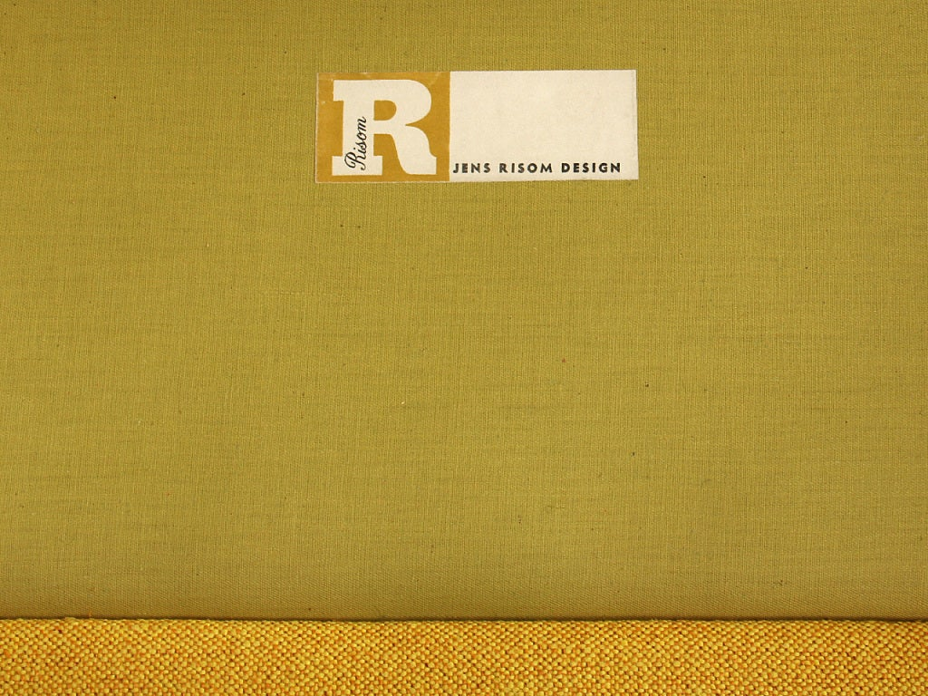 Sofa by Jens Risom For Sale 1