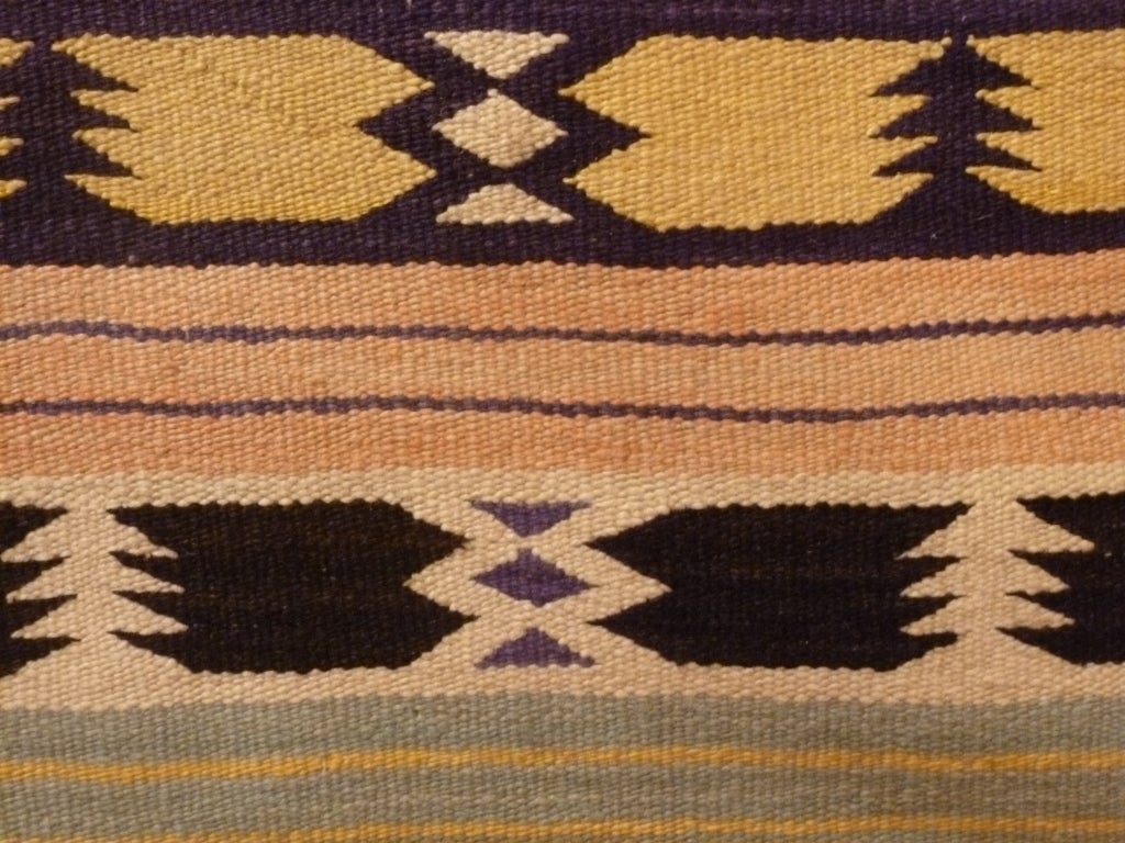 Navajo Weaving. For Sale 3