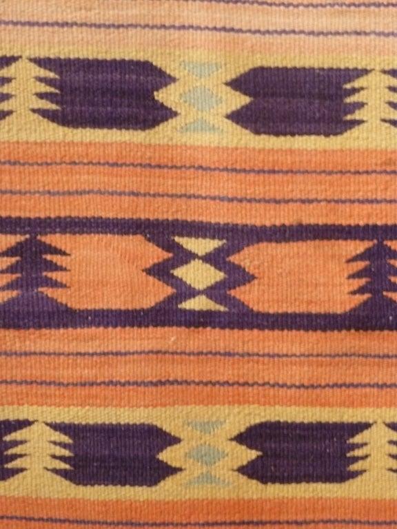Navajo Weaving. For Sale 4