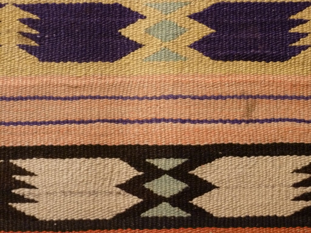 Navajo Weaving. For Sale 5