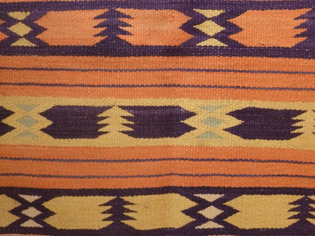 Navajo Weaving. For Sale 6