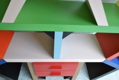 Bookcase By E. Sottsass image 6