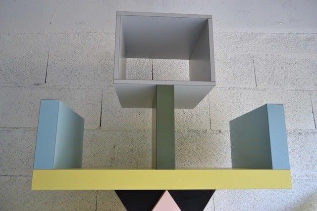 Bookcase By E. Sottsass 7