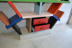 Bookcase By E. Sottsass image 9