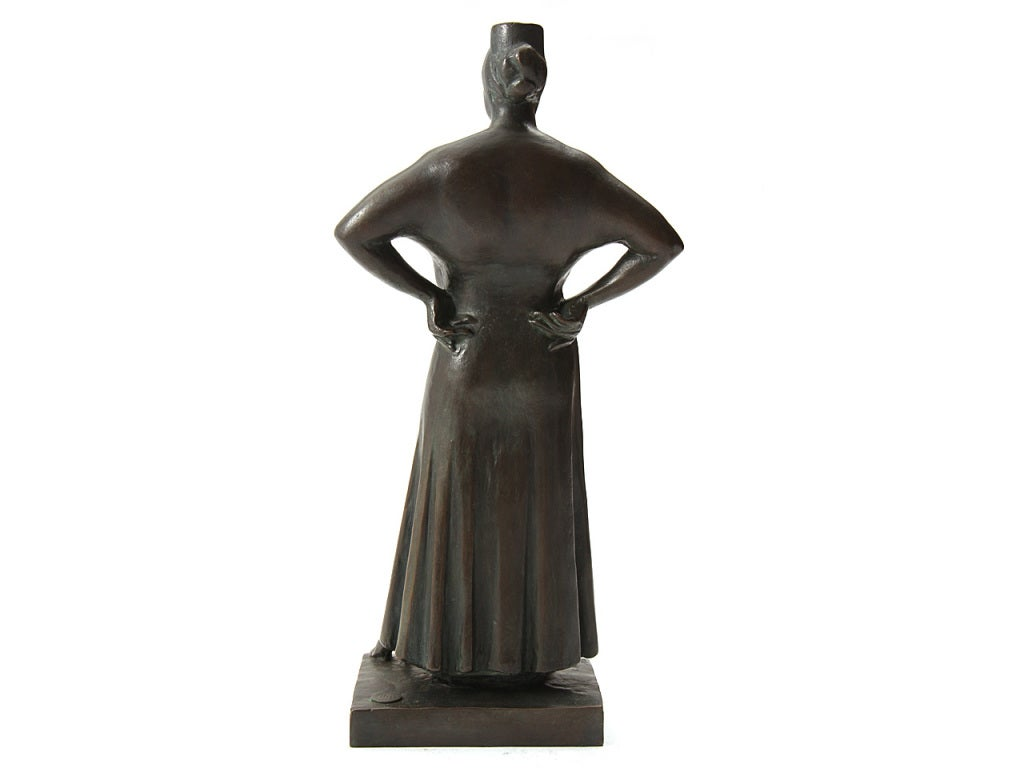 20th Century 'Madame LaChaise' Sculpture For Sale