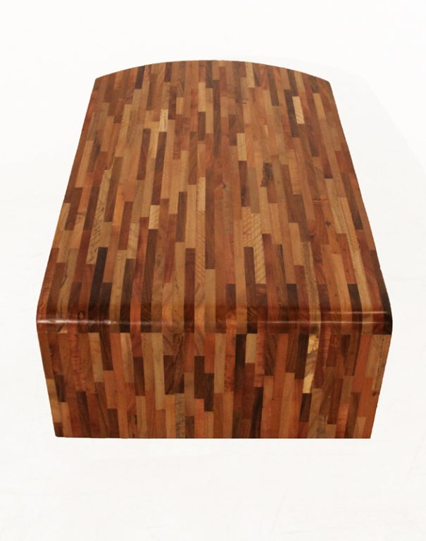 "Contemporary ""Uai"" Coffee Table by Tunico T. For Sale"