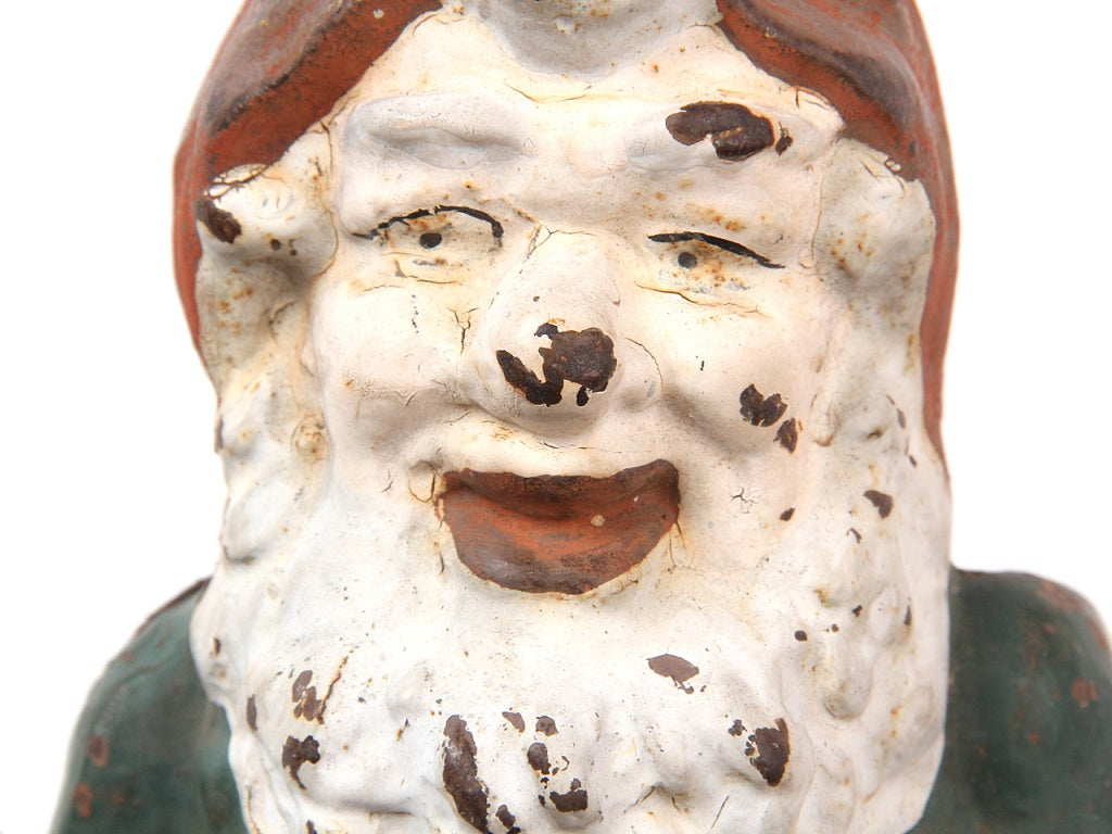 Garden Gnomes On Sale: Cast Iron Gnomes For Sale At 1stdibs