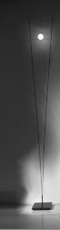 llios floor lamp by ingo maurer franz ringelhan at 1stdibs. Black Bedroom Furniture Sets. Home Design Ideas