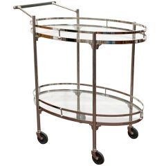 Deco Style Bar Cart from Italy