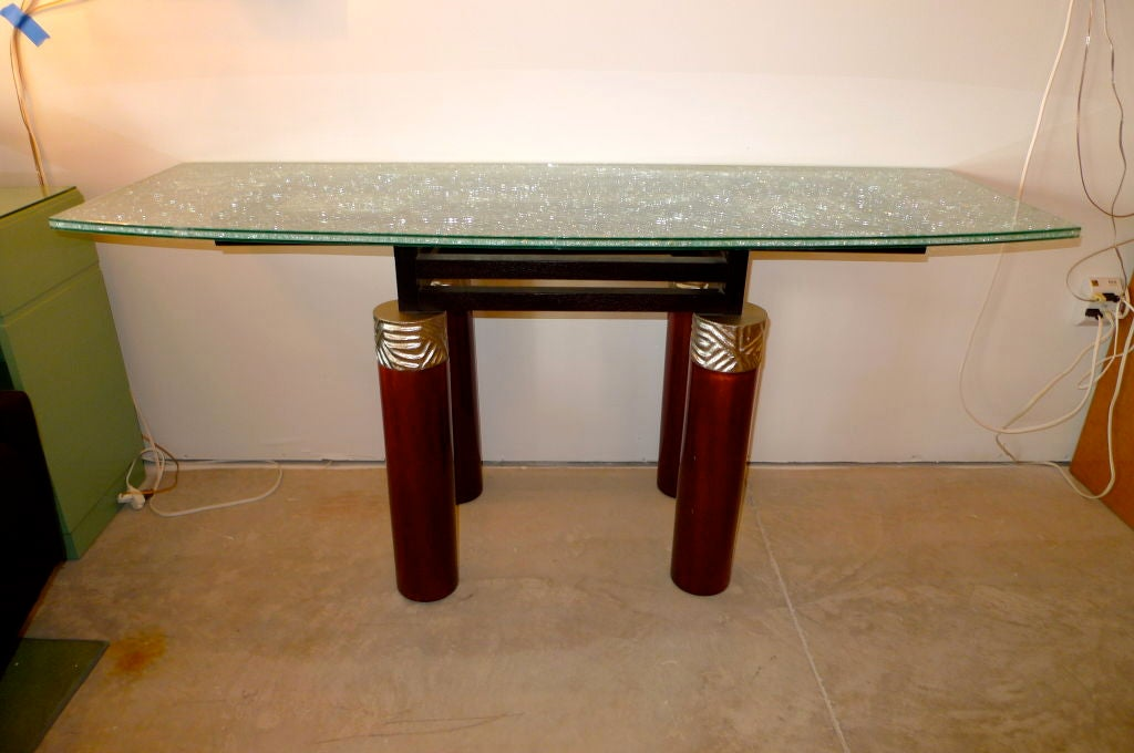 Dakota Jackson Cuba Console For Sale At 1stdibs