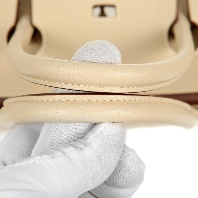 Hermes Parchemin Togo 35 cm Birkin Bag For Sale 7