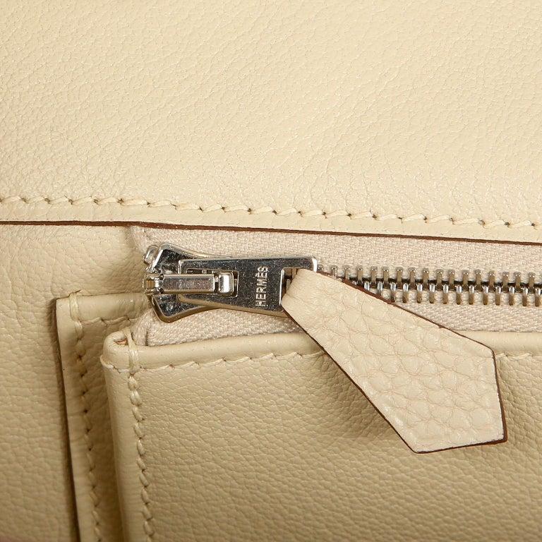 Hermes Parchemin Togo 35 cm Birkin Bag For Sale 10