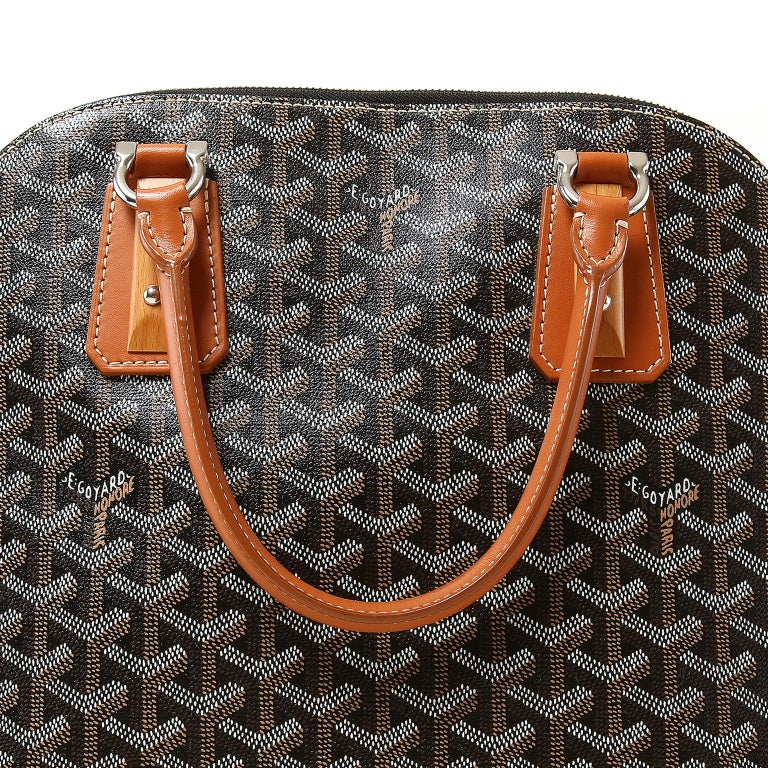 Goyard Black Vendome Bag For Sale 7