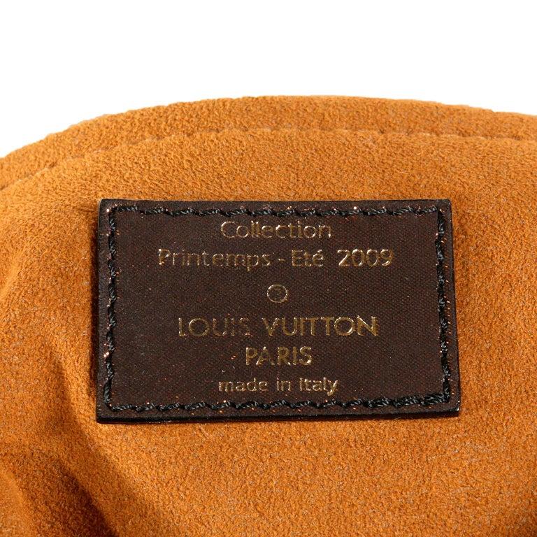 Louis Vuitton Paprika Monogram Leather Kalahari GM- Limited Edition 8