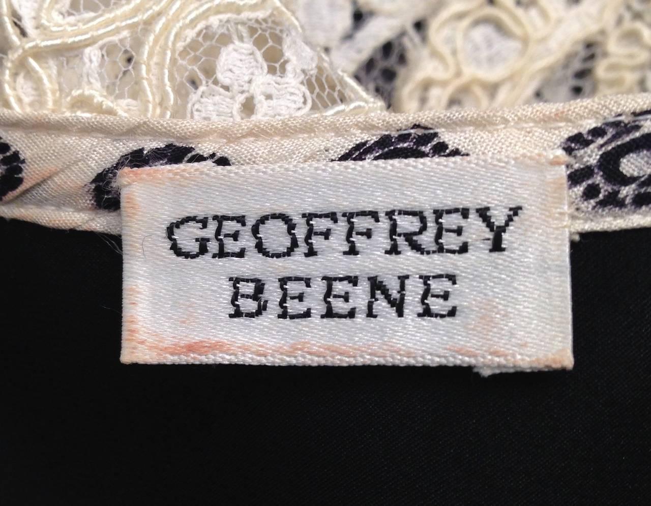 Men's Geoffrey Beene Kimono Sleeve Shift Dress For Sale