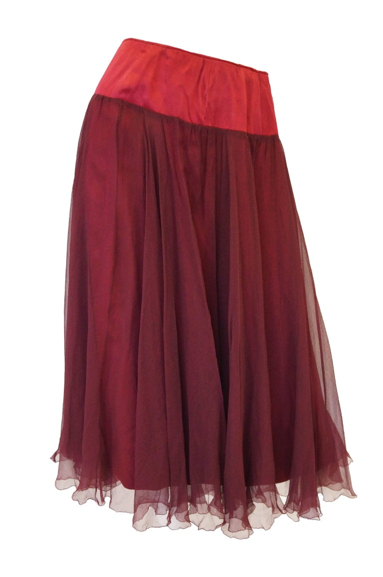Yves Saint Laurent Couture Evening Dress Owned by Claudette Colbert, 1963  For Sale 13
