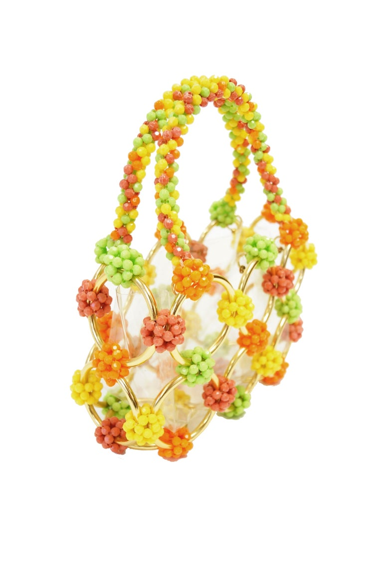 4f30acf577 Italian Beaded Handbag Made Exclusively for Bergdorf Goodman