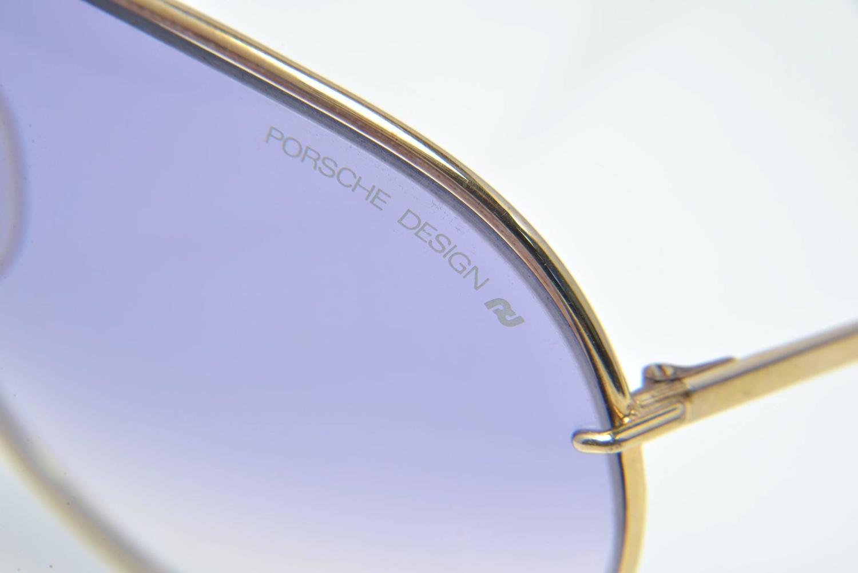 Gold Frame Carrera Sunglasses : New 1980s Porsche Design by Carrera Gold frame Sunglasses ...