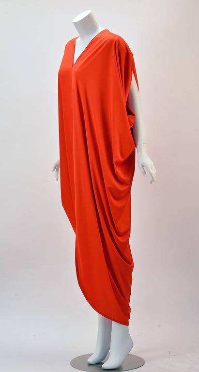 Make your Any Day comfortable and sexy in the gorgeous Adele Simpson show stopper from the 1970's.  