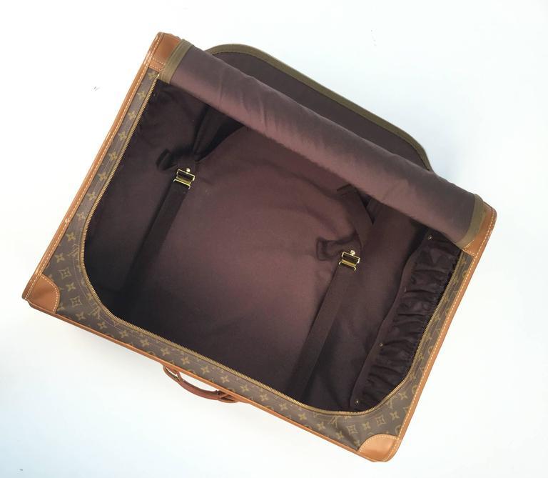 Louis Vuitton Soft-side Key Lock Canvas Pullman Case PsaR3n8Up