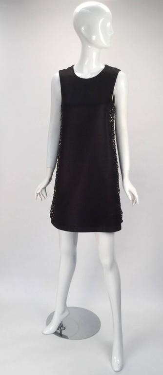 Women's 21st Century Black Studded Gucci Dress  For Sale