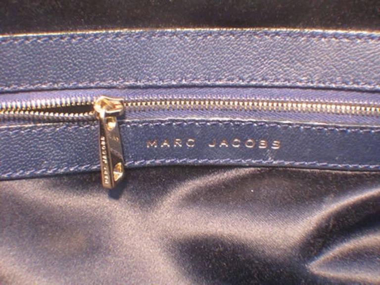 Marc Jacobs New York Rocker Sequin Stam Bag For Sale 3