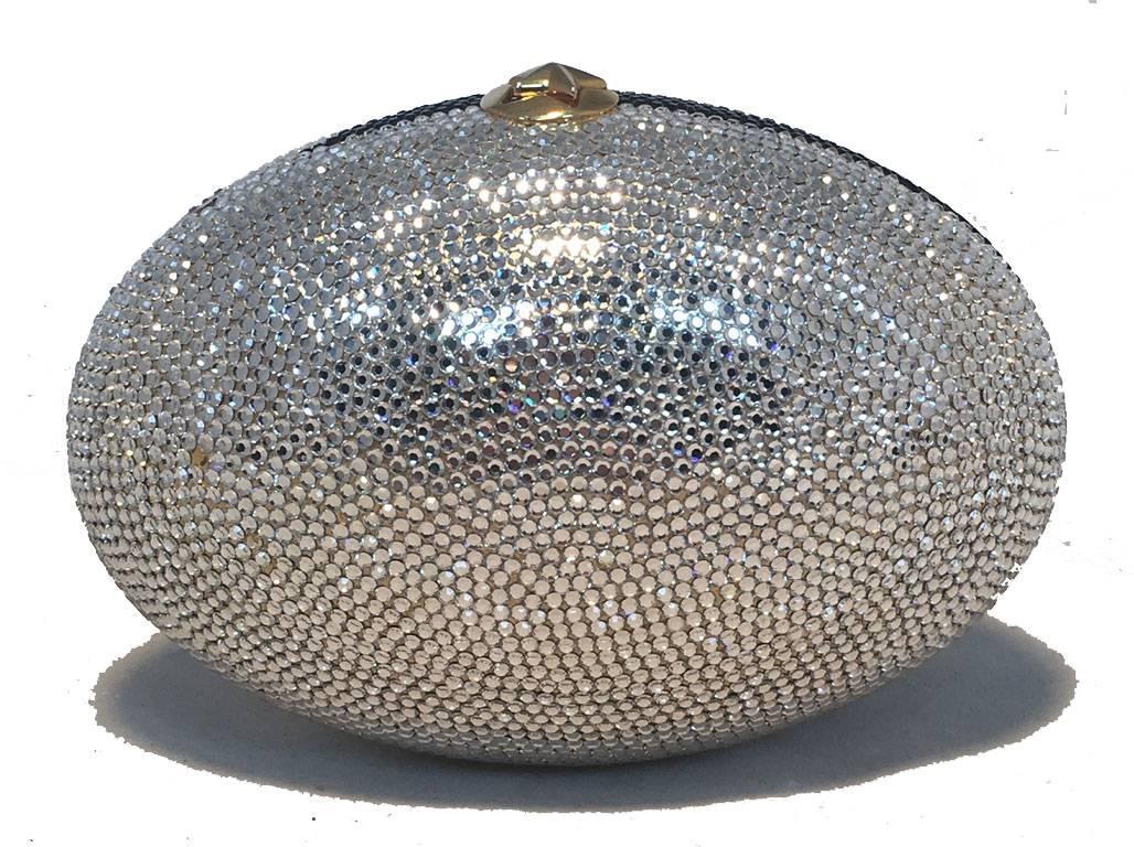 Judith Leiber Swarovski Crystal Moon And Stars Minaudiere Evening Bag qXyMWVK