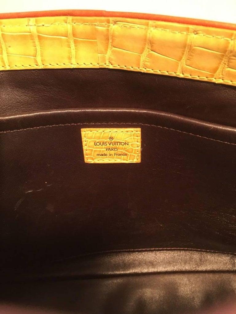 Louis Vuitton Limited Edition Trompe L'oeil Le Fabuleux Velvet Shoulder Bag For Sale 2