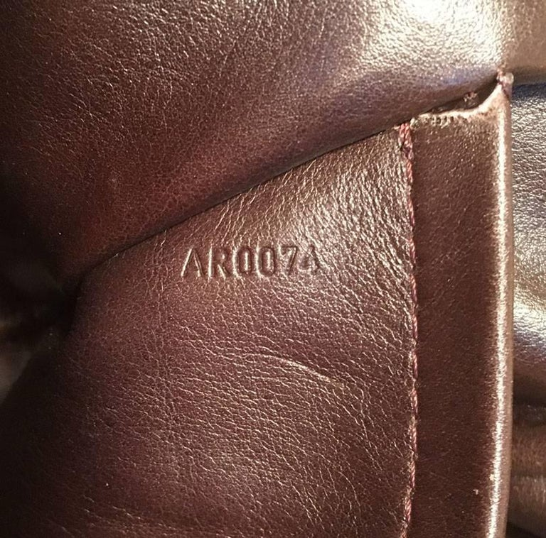 Louis Vuitton Limited Edition Trompe L'oeil Le Fabuleux Velvet Shoulder Bag For Sale 3
