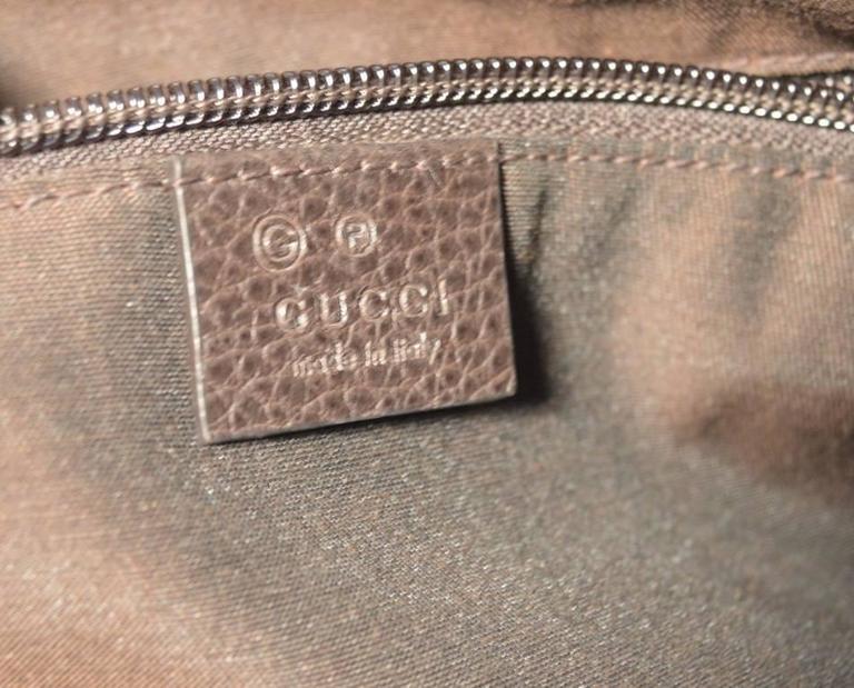 Gucci Monogram Square Unisex Shoulder Bag  For Sale 1