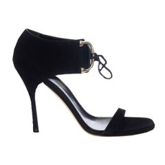 New Size 10 Tom Ford for Gucci Suede Horsebit Heels