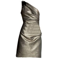 New Badgley Mischka New Couture Cocktail Dress Sz 6