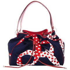 "New Kate Spade Spring 2005 Collection  ""4th of July"" Bag"