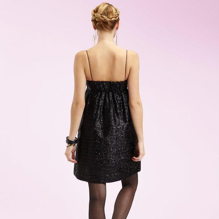 New Manoush Paris Cocktail Evening Dress Sz 8 For Sale 2