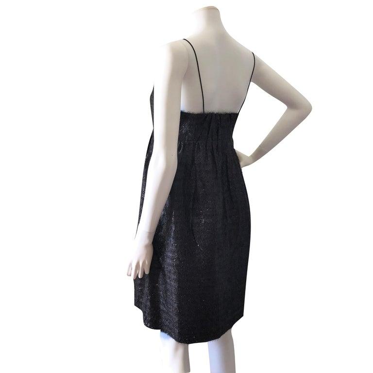 New Manoush Paris Cocktail Evening Dress Sz 8 For Sale 5