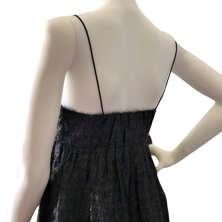 New Manoush Paris Cocktail Evening Dress Sz 8 For Sale 11
