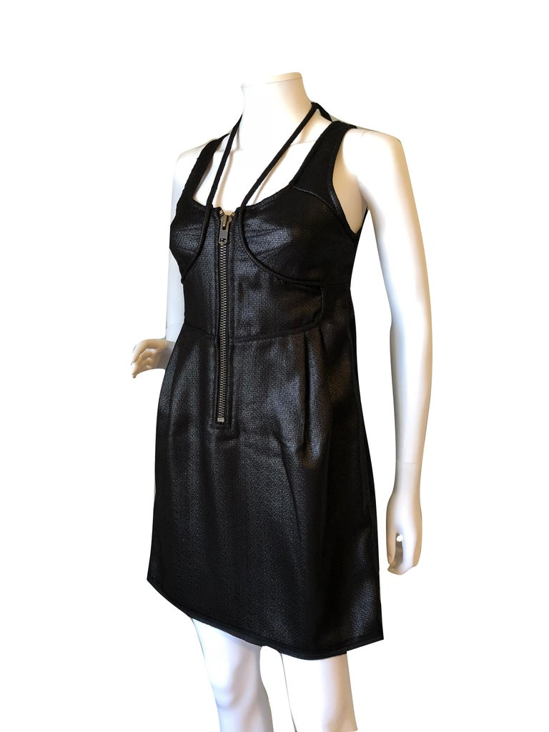 New Lerario Beatriz NYC Cocktail Dress Sz 6 For Sale 1