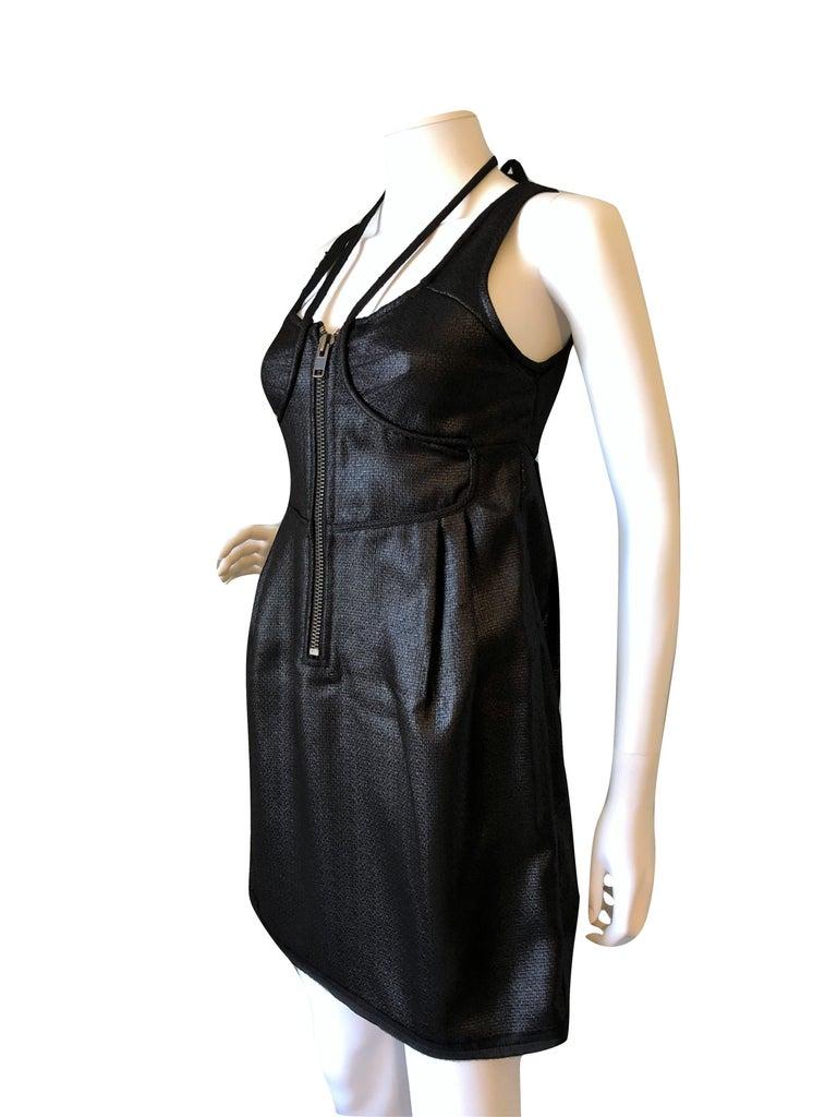 New Lerario Beatriz NYC Cocktail Dress Sz 6 For Sale 2