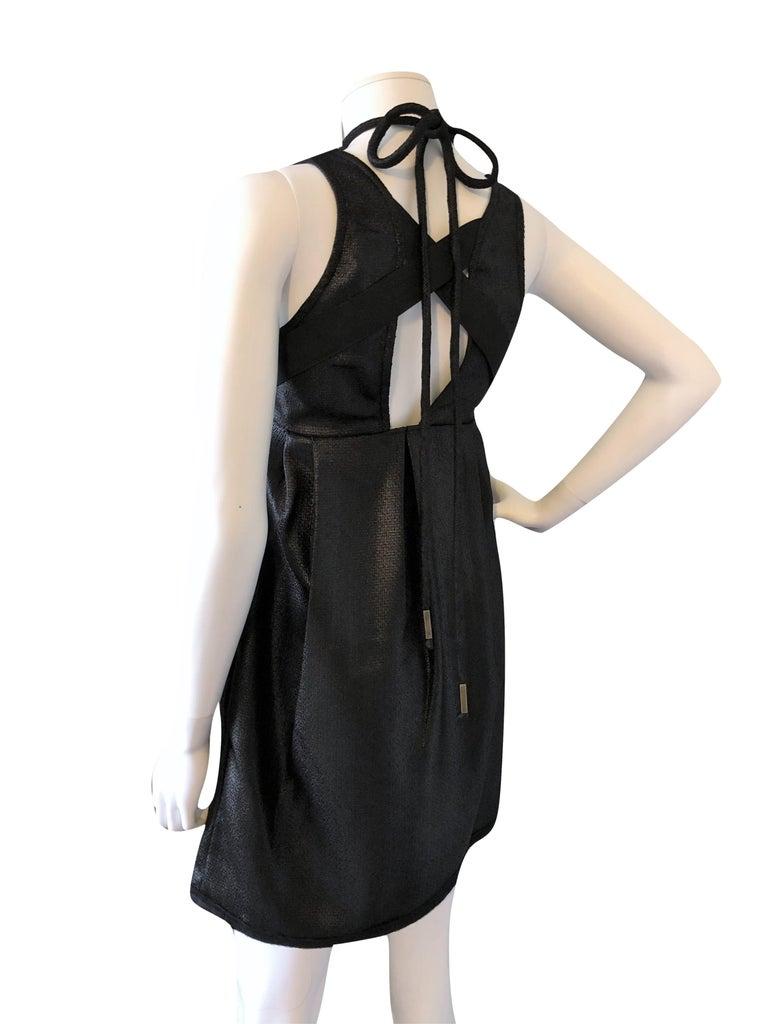 New Lerario Beatriz NYC Cocktail Dress Sz 6 For Sale 3