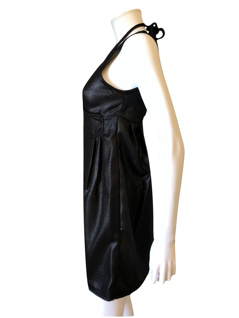 New Lerario Beatriz NYC Cocktail Dress Sz 6 For Sale 5
