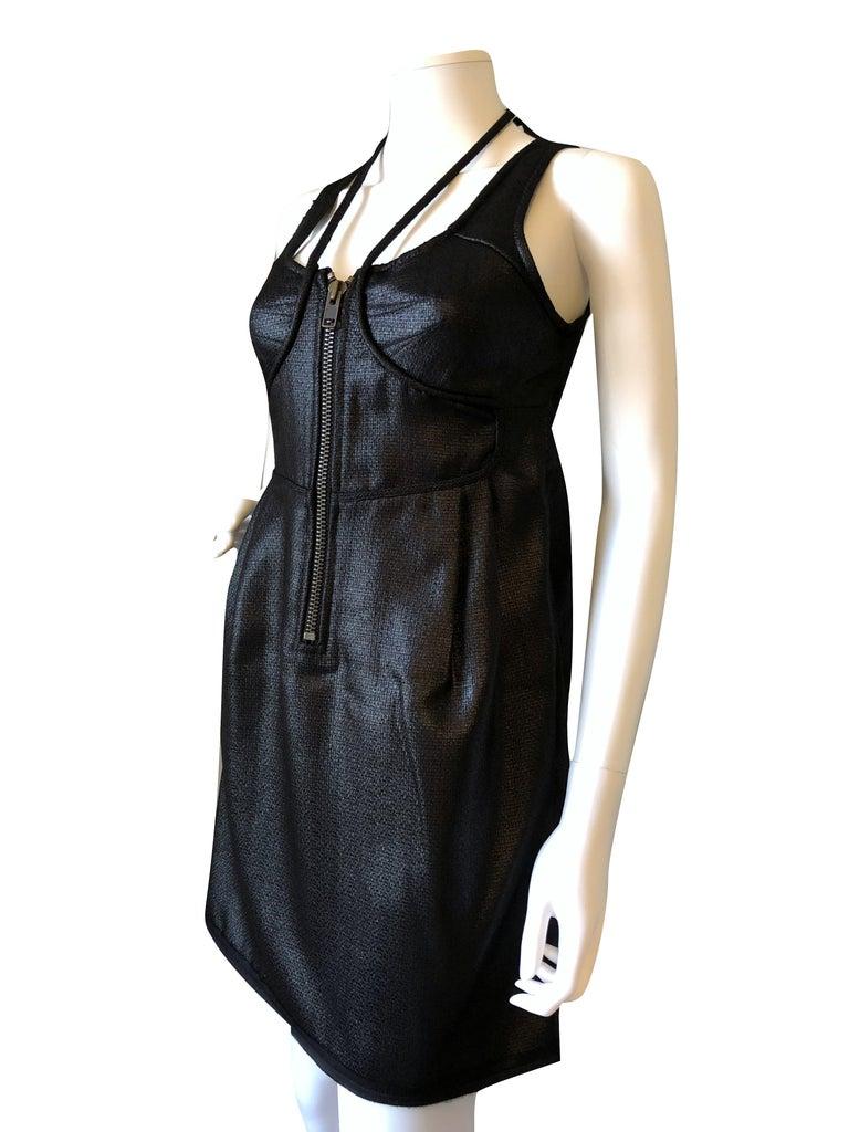 New Lerario Beatriz NYC Cocktail Dress Sz 6 For Sale 6