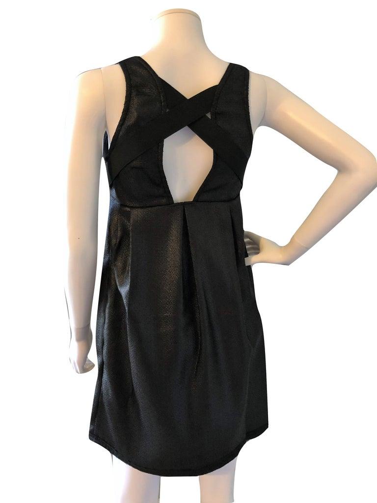 New Lerario Beatriz NYC Cocktail Dress Sz 6 For Sale 10
