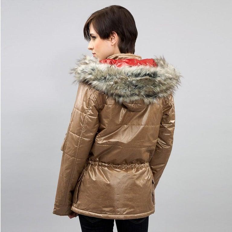 Women's New Da-Nang Detachable Hood Puffer Jacket For Sale