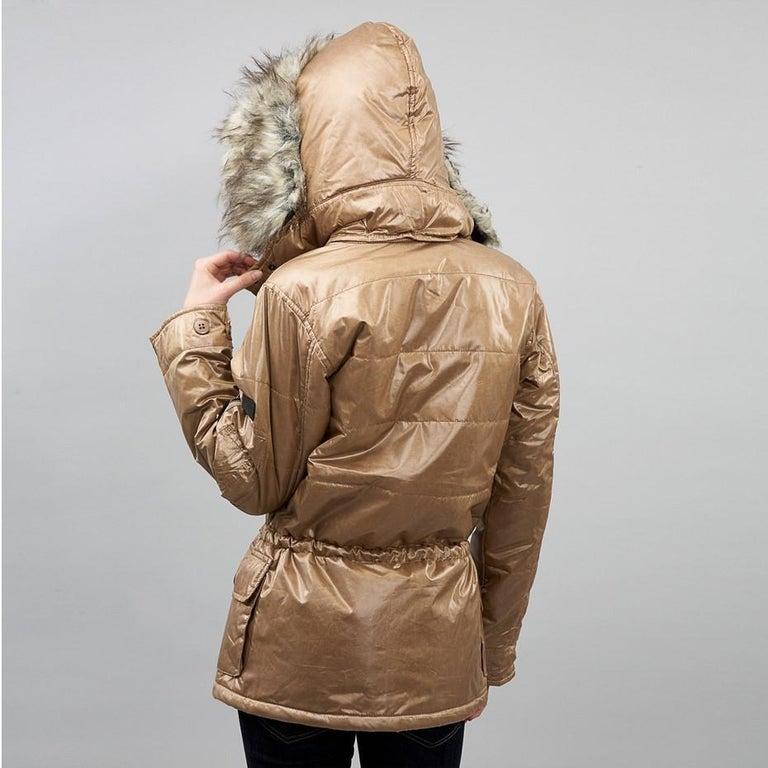 New Da-Nang Detachable Hood Puffer Jacket For Sale 1