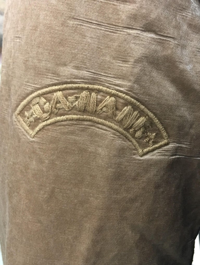 New Da-Nang Rare Celebrity Convertible Backpack Jacket For Sale 6