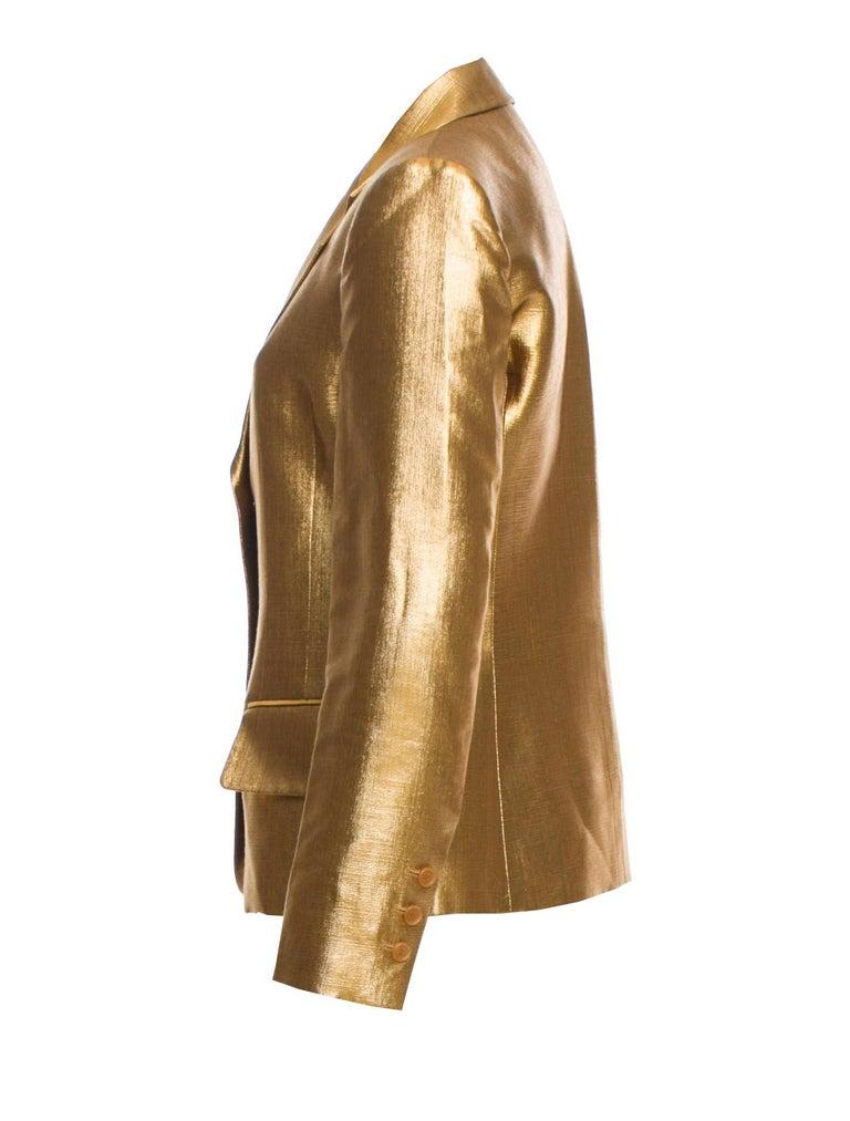Women's New Vintage Yves Saint Laurent YSL F/W 1998 Blazer Jacket Designer Alber Elbaz